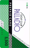 プリペイドカード5,500円分